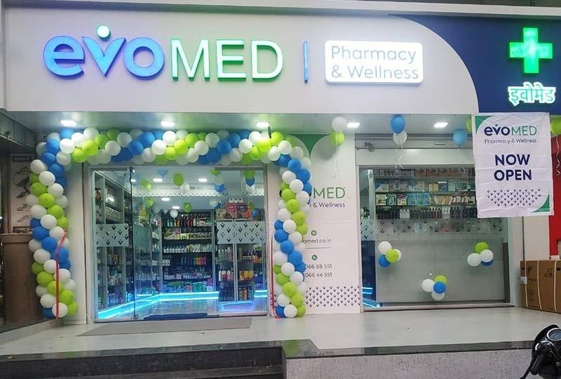 Evomed Medical shops in Pune  Pharmacy store pune